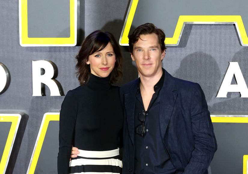 Benedict Cumberbatch & Wife Sophie Welcome Baby #2 — What's His Name?