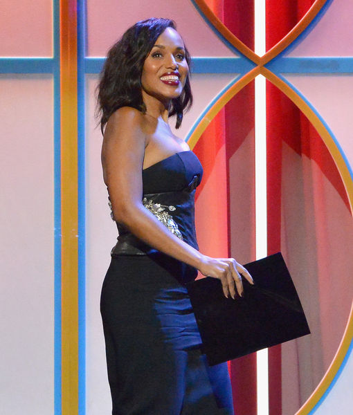 Kerry Washington Talks 'Scandal' Twists and Turns