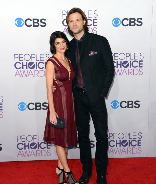 Jared Padalecki & Genevieve Cortese Welcome Baby Girl — What's Her Name?