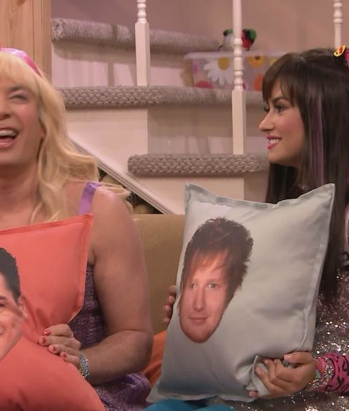 Sneak Peek! Jimmy Fallon's Crushing on Mario Lopez in His Latest 'Ew!'…