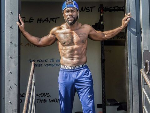 Kevin Hart Body