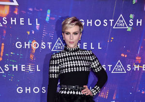 Did Scarlett Johansson's Daughter Approve of Her 'Ghost in the Shell'…