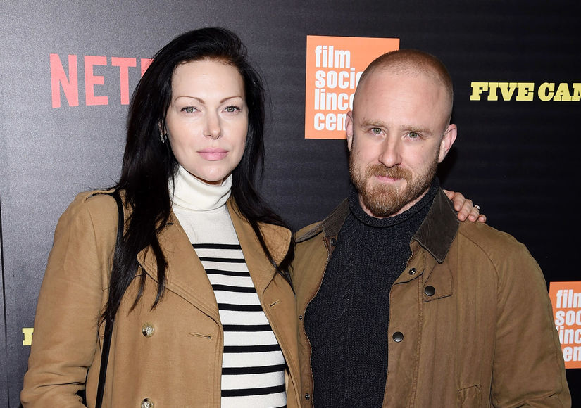 Laura Prepon & Ben Foster Welcome Baby Girl