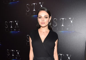 Mila Kunis Says Her Kids Are Spoiled by Their Grandparents