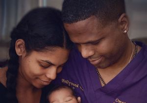 'Extra' NYC Host AJ Calloway Welcomes Baby Boy