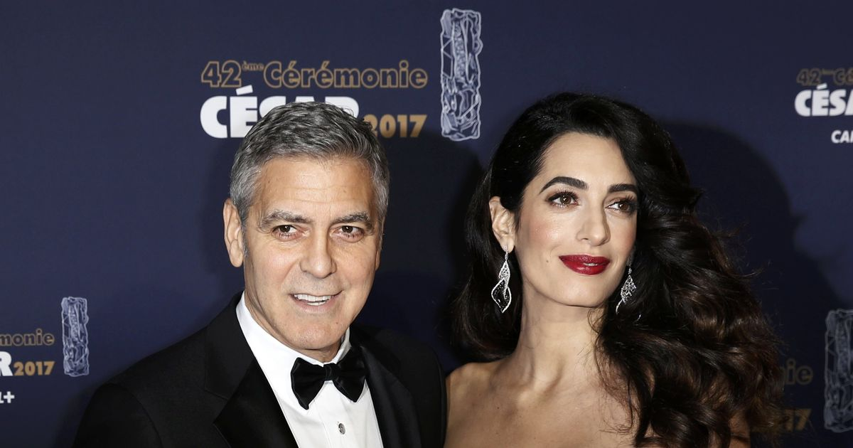 george clooney 2017 movie