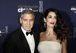 George Clooney on the First Time He Met Amal: 'I Didn't Leave the House'