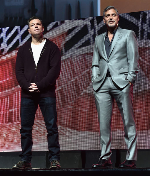 Matt Damon Reveals How George Clooney's Time in Las Vegas Has Changed Since 'Ocean's Eleven' Days