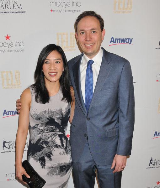 Michelle Kwan & Husband Clay Pell Split