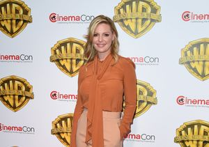 Why Katherine Heigl's Latest Red-Carpet Appearance Was 'Shaky'