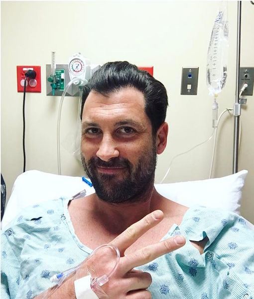 Maksim Chermerkovskiy Undergoes Surgery