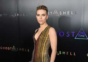 Scarlett Johansson's Important Message for Daughter Rose