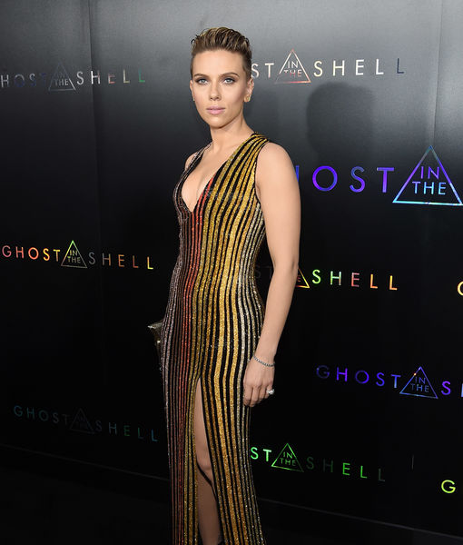 Scarlett Johansson's Important Message for Daughter Rose