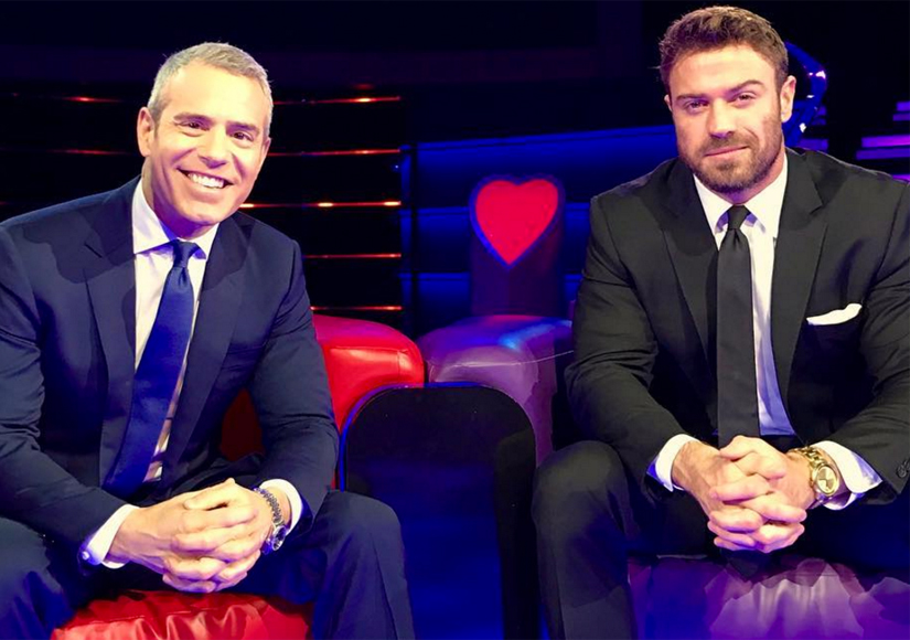 Andy Cohen Talks 'Love Connection,' Gives Dating Advice to Bad Chad