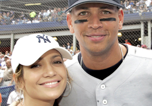 A-Rod Dishes on His Budding Relationship with J.Lo!
