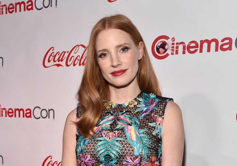 Jessica Chastain Thought She Was 'Going to Die' During Scary Plane Landing