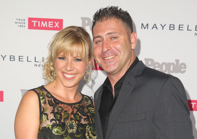 Jodie Sweetin Takes Action After Ex-Fiancé's Early Prison Release