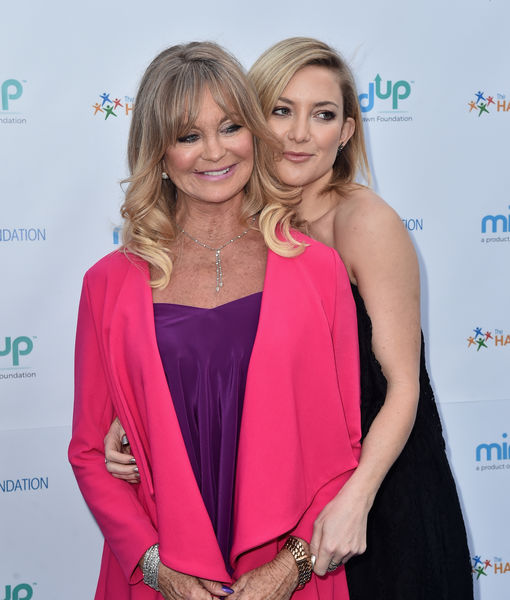 Does Goldie Hawn Approve of Daughter Kate Hudson's New BF?
