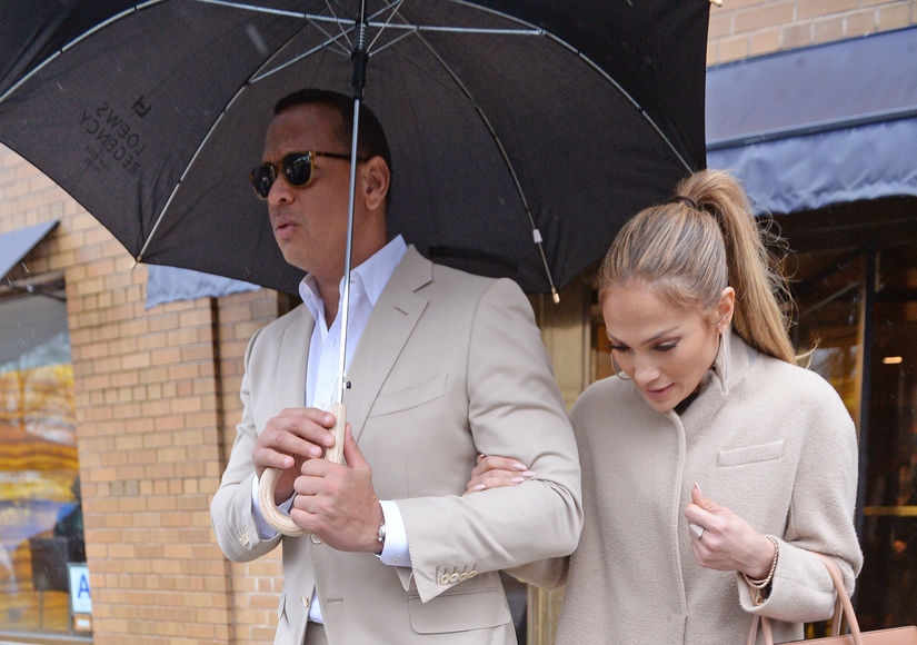 Rumor Bust! There Is No $760M Prenup for Jennifer Lopez & Alex Rodriguez