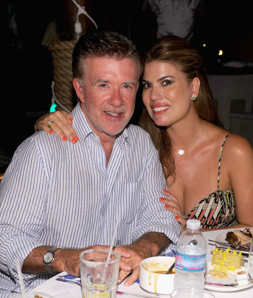 The 'Hollywood Medium's' Warning for Alan Thicke Before He Died