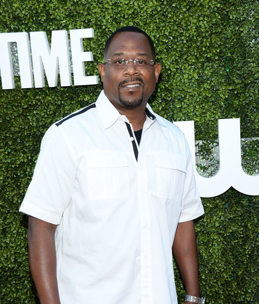 Martin Lawrence Engaged — Who's the Lucky Girl?