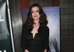 Anne Hathaway Dishes on Being Pregnant During 'Colossal' Filming