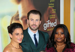 Chris Evans & Jenny Slate Reunite — Two Months After Their Split!