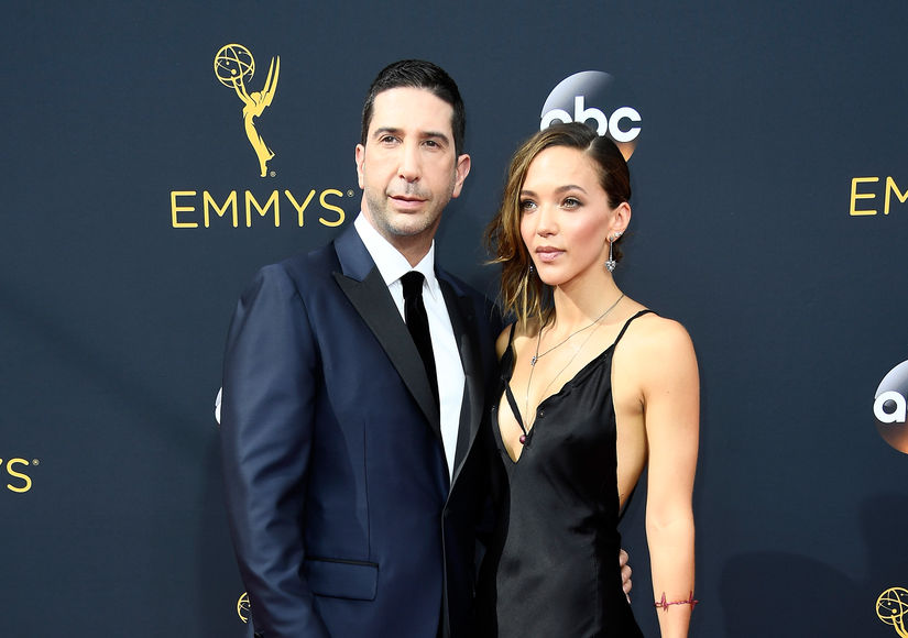 David Schwimmer & Zoe Buckman Are 'Taking Time Apart' from Their Marriage
