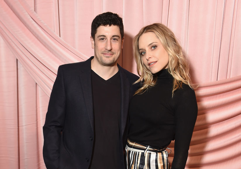 Jason Biggs & Wife Jenny Mollen Expecting Baby #2