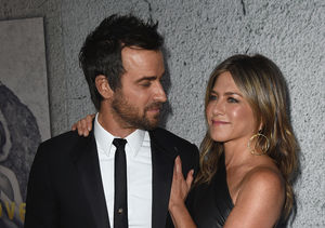 Justin Theroux Breaks Down Jennifer Aniston's Hot 'Leftovers' Premiere…