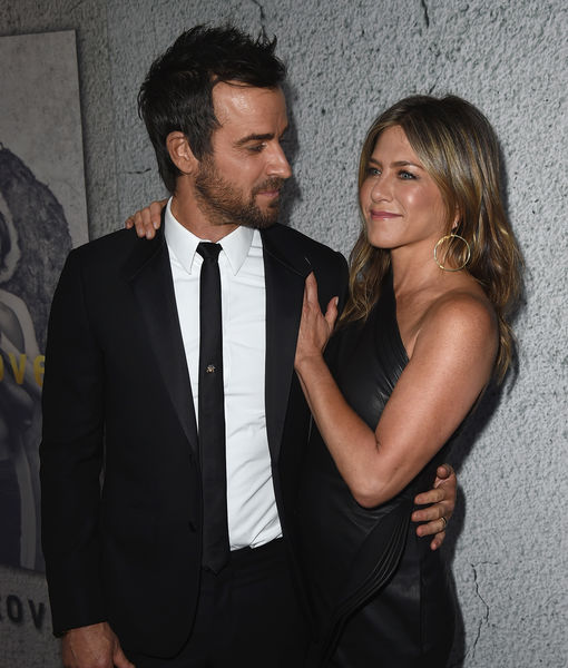 Justin Theroux Breaks Down Jennifer Aniston's Hot 'Leftovers' Premiere Look