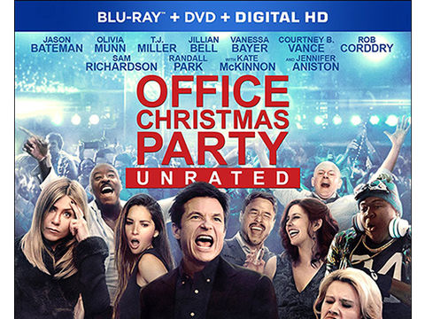 Office Christmas Party.Win It Office Christmas Party On Blu Ray And Dvd