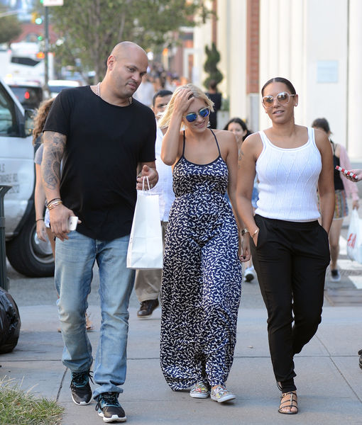 Nannygate? The Woman Allegedly Impregnated by Mel B's Husband Revealed