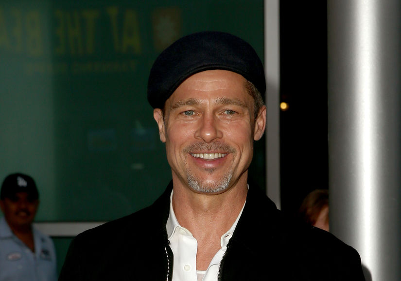 Rumor Bust! Brad Pitt Does Not Have an Eating Disorder