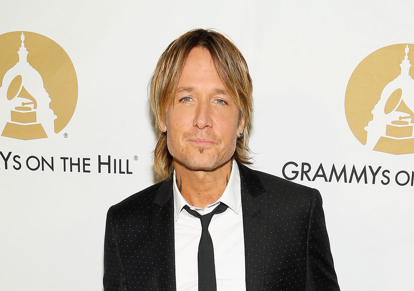 Keith Urban Opens Up on His 'First Love' at Grammys on the Hill Awards