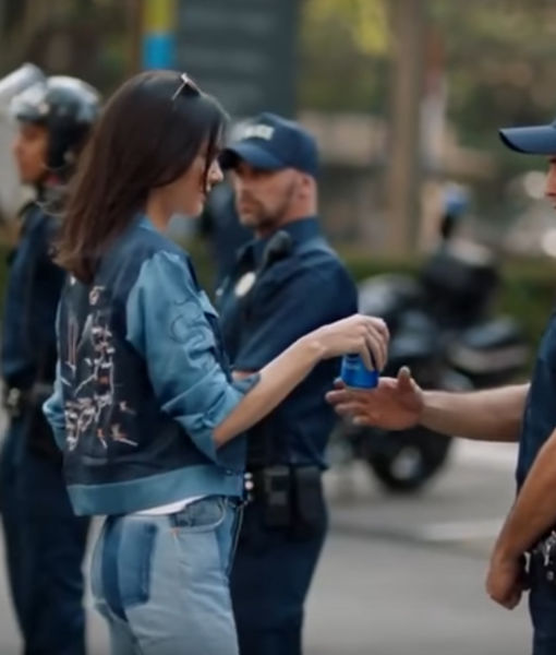Kendall Jenner's Reaction to Pepsi Backlash