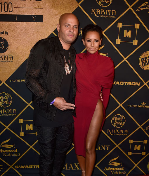 Stephen Belafonte Responds to Mel B's Divorce Petition