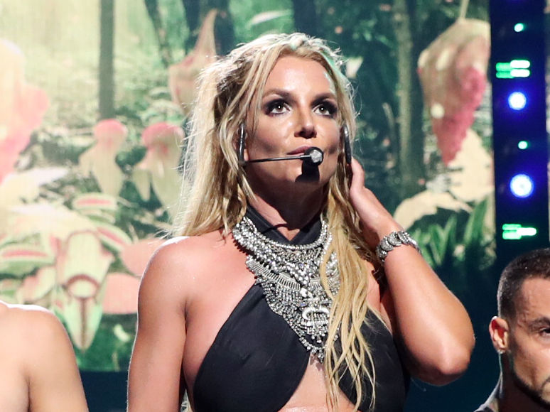 Britney Spears Ending Show: Get Piece of Me Tickets, Baby, One More Time