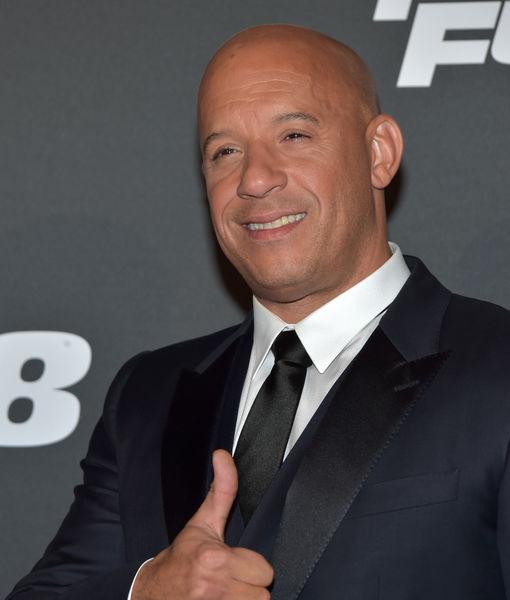 Vin Diesel on The Rock Feud: 'In My House, He's Uncle Dwayne'
