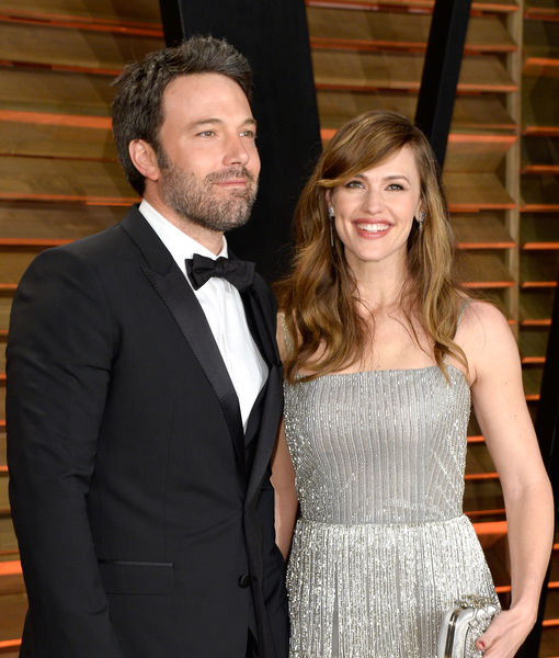 Rumor Bust! Ben Affleck & Jennifer Garner Are Not Back Together