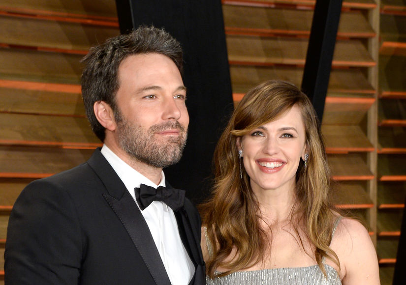 Ben Affleck's 'Slow Transition' Away from Jennifer Garner; Moves Out of Family Home