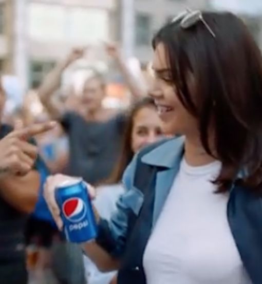 Kendall Jenner, Post-Pepsi Backlash, Returns Home