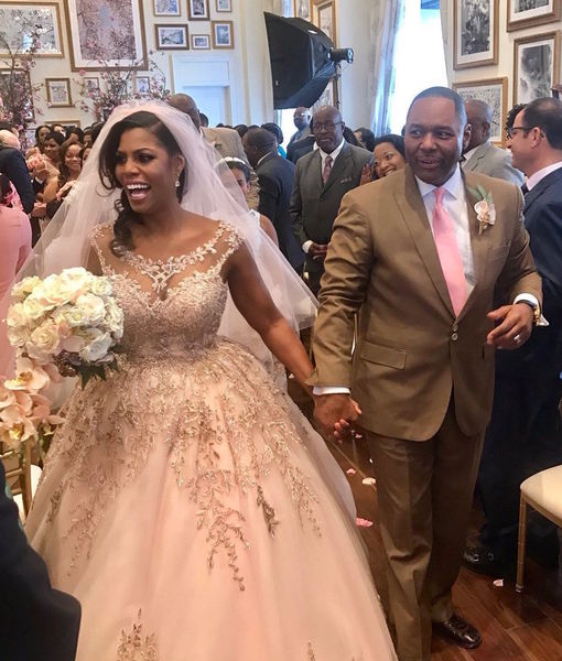Omarosa Got Married!