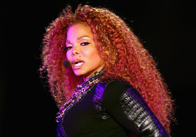 New Mom Janet Jackson Splits with Billionaire Husband