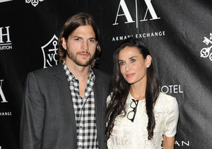 Ashton Kutcher Opens Up on Demi Moore Cheating Rumors, Plus: His…