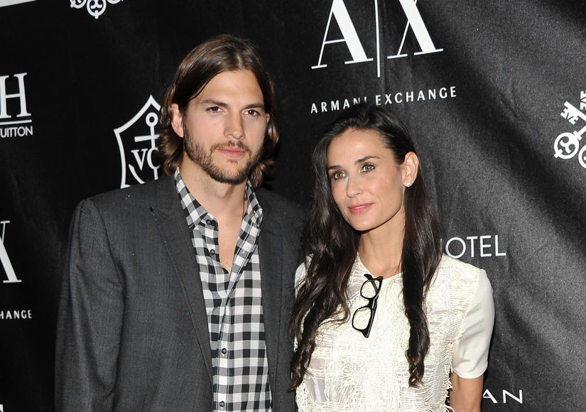 Ashton Kutcher Opens Up on Demi Moore Cheating Rumors, Plus: His Emotional Tribute to Wife Mila Kunis