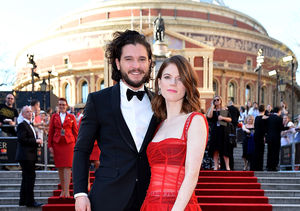 Kit Harington & Rose Leslie Reportedly Engaged