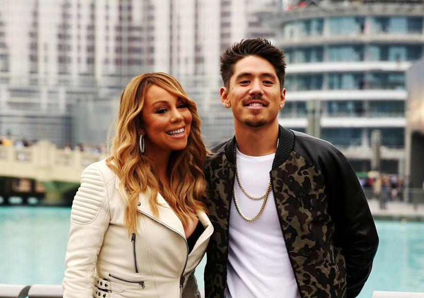 Are Mariah Carey & Bryan Tanaka Back Together?