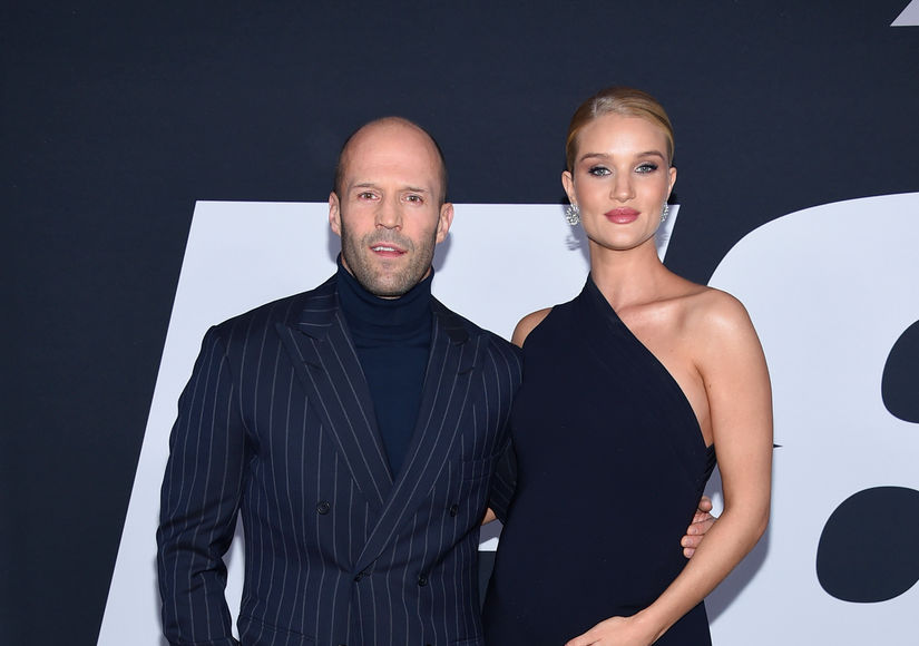 Jason Statham & Rosie Huntington-Whiteley Welcome Baby Boy — What's His Name?