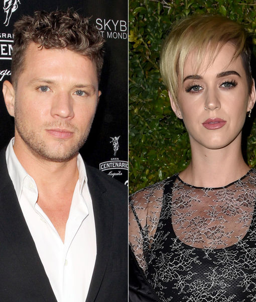 Ryan Phillippe Sets the Record Straight on Katy Perry Dating Rumors